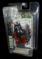 Spawn Trading Figure: HS Issue 1 Cover Art - Sealed in Packet